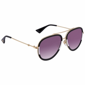 Gucci GG0062S-006 57 GG0062 Ladies  Sunglasses