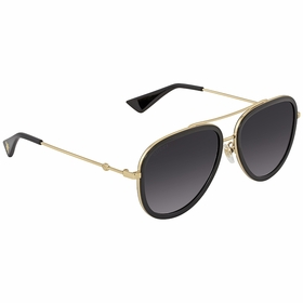 Gucci GG0062S 007 57  Ladies  Sunglasses