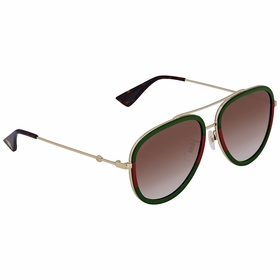 Gucci GG0062S 008 57  Ladies  Sunglasses
