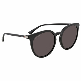Gucci GG0064SK 001 55  Ladies  Sunglasses