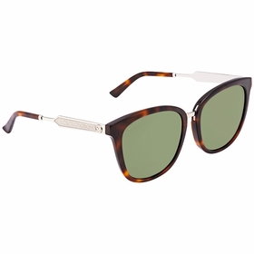 Gucci GG0073SK 003 56 GG0073SK Ladies  Sunglasses
