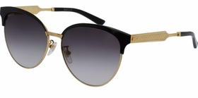 Gucci GG0074SK 002 58  Ladies  Sunglasses