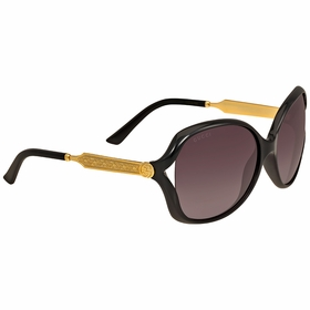 Gucci GG0076S 002 60  Ladies  Sunglasses