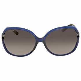 Gucci GG0076S 005 60  Ladies  Sunglasses