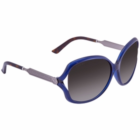 Gucci GG0076SK 005 62  Ladies  Sunglasses