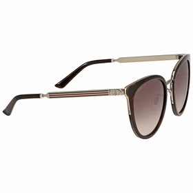 Gucci GG0077SK 003 56  Ladies  Sunglasses