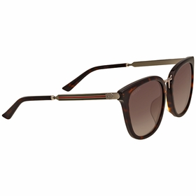 Gucci GG0079SK 003 56  Ladies  Sunglasses