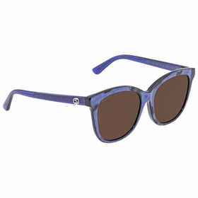 Gucci GG0082SK 005 56 GG0082SK Ladies  Sunglasses