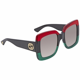 Gucci GG0083S 001 55  Ladies  Sunglasses