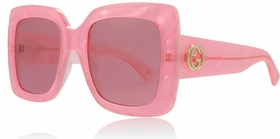 Gucci GG0083S00455  Ladies  Sunglasses