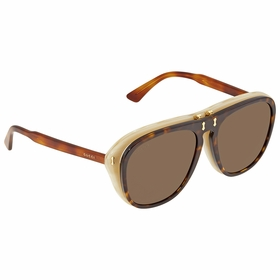 Gucci GG0087S 002 56  Mens  Sunglasses