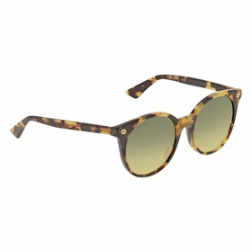 Gucci GG0091S 003 52 GG0091 Ladies  Sunglasses