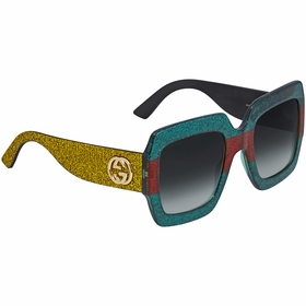 Gucci GG0102S 006 54  Ladies  Sunglasses
