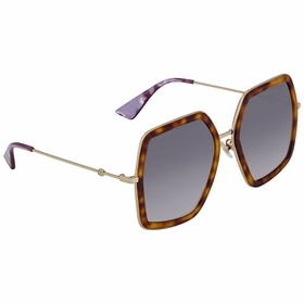 Gucci GG0106S 003 56  Ladies  Sunglasses