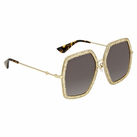Gucci GG0106S 005 56  Ladies  Sunglasses