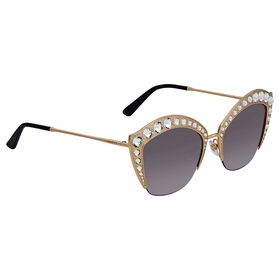Gucci GG0114S 001 53  Ladies  Sunglasses