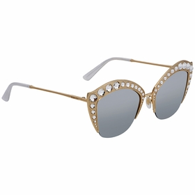 Gucci GG0114S 004 53  Ladies  Sunglasses
