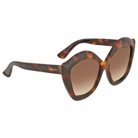 Gucci GG0117S 002 53  Ladies  Sunglasses
