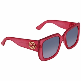 Gucci GG0141S 003 53  Ladies  Sunglasses