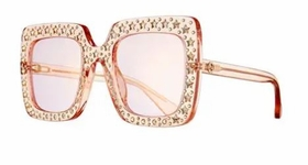 Gucci GG0148S00753  Ladies  Sunglasses