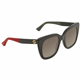 Gucci GG0163S 003 51  Ladies  Sunglasses