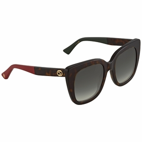 Gucci GG0163S 004 51  Ladies  Sunglasses
