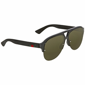 Gucci GG0170S 001 59  Mens  Sunglasses
