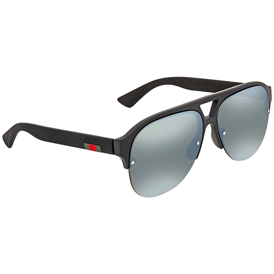 2b5fcf14d66 Gucci GG0170S 002 59 Mens Sunglasses
