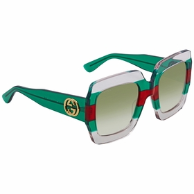 Gucci GG0178S 001 54  Ladies  Sunglasses