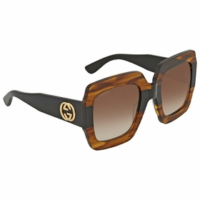Gucci GG0178S 004 54  Ladies  Sunglasses