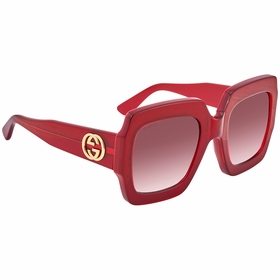 Gucci GG0178S00554 GG0178 Ladies  Sunglasses