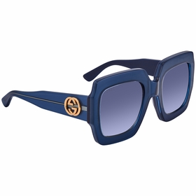 Gucci GG0178S00654 GG0178 Ladies  Sunglasses