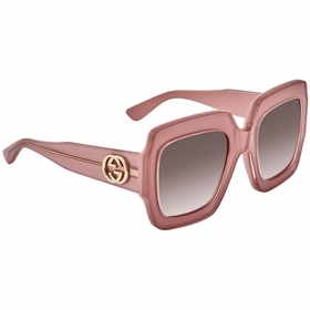 Gucci GG0178S00754 GG0178 Ladies  Sunglasses