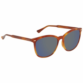 Gucci GG0196SK00358 GG0196SK Ladies  Sunglasses