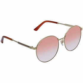 Gucci GG0206SK-004 58  Ladies  Sunglasses