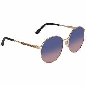 Gucci GG0206SK 007 58 GG0206SK Ladies  Sunglasses