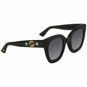 Gucci GG0208S 001 49  Ladies  Sunglasses
