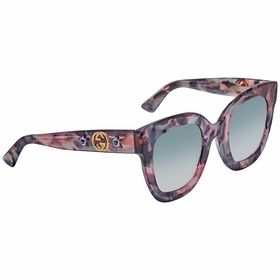 Gucci GG0208S 004 49  Ladies  Sunglasses