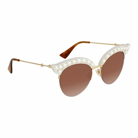 Gucci GG0212S 003 53  Ladies  Sunglasses