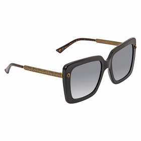 Gucci GG0216S 001 53 GG0216 Ladies  Sunglasses