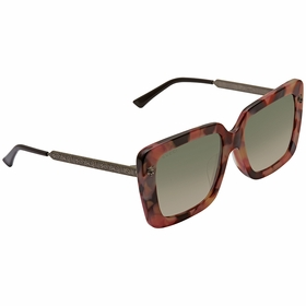 Gucci GG0216SA00455 GG0216SA Ladies  Sunglasses