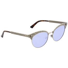 Gucci GG0220S00552 GG0220 Ladies  Sunglasses