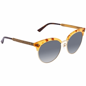 Gucci GG0222SK00356 GG0222SK Ladies  Sunglasses