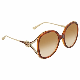 Gucci GG0226S 005 56  Ladies  Sunglasses