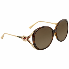 Gucci GG0226SK 003 60  Ladies  Sunglasses