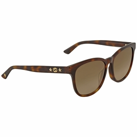 Gucci GG0232SK 003 56  Ladies  Sunglasses
