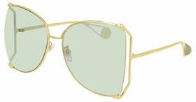 Gucci GG0252S 012 63  Ladies  Sunglasses