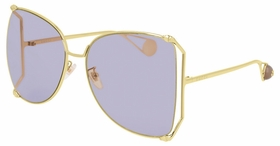 Gucci GG0252S 013 63  Ladies  Sunglasses