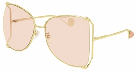 Gucci GG0252S 014 63  Ladies  Sunglasses