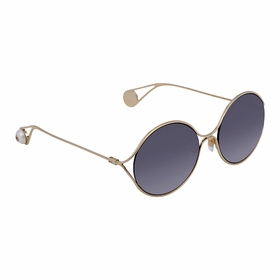Gucci GG0253S 001 58  Ladies  Sunglasses